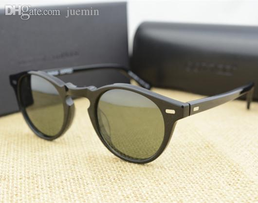 0cf55ceb685 Wholesale Vintage Men And Women Sunglasses Oliver Peoples 5186 Sun Glasses  OV5186 Polarized Gregory Peck Glasses Retro Designer Men Brand Native  Sunglasses ...