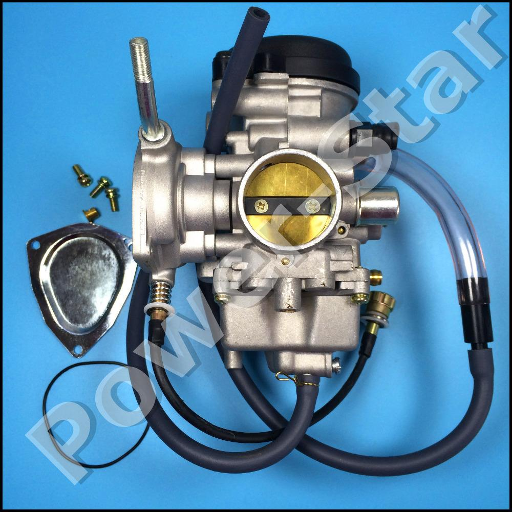 Wholesale- Hisun 400CC HS400 UTV Carburetor Assy 16100-003-0000 Hisun Parts