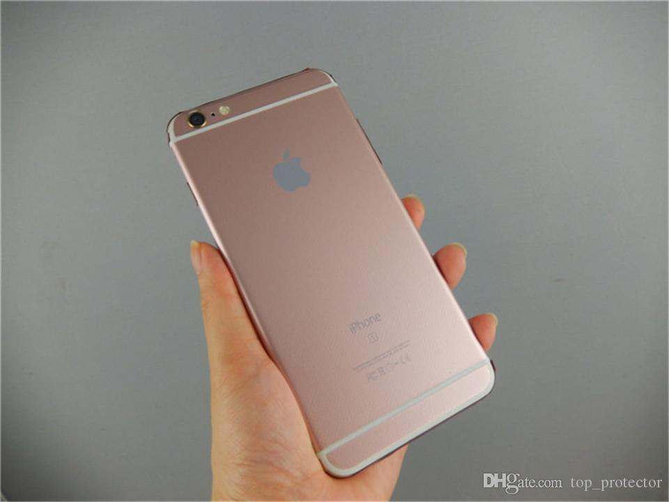Best For Iphone 6 Plus Sticker Decal Film Case Cover Change Phone To 6s Rose Gold Under 028
