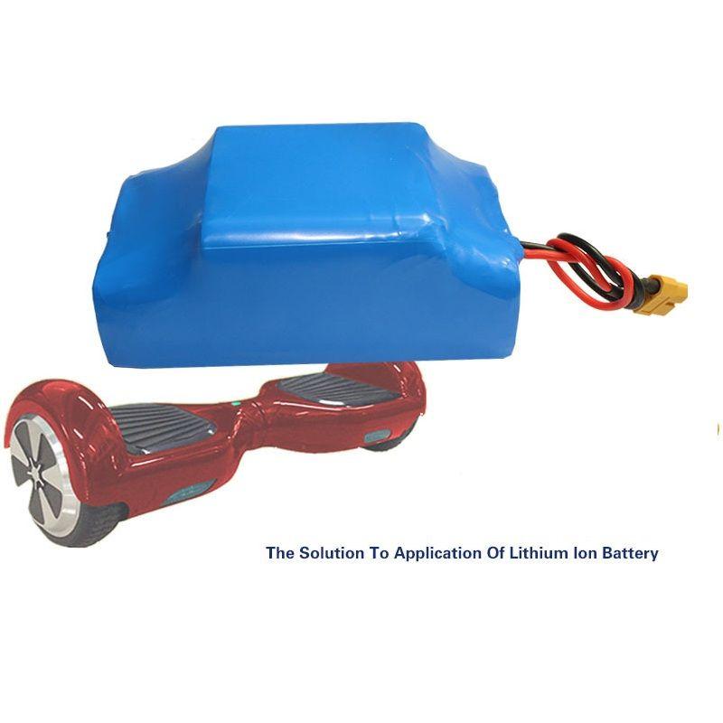 Аккумуляторы Scooter 2015 VictPower 102SP 36V 4400MAH Samsung 18650 Справка класса Батарея лития для самостоятельной балансировки 40 шт. / Лот