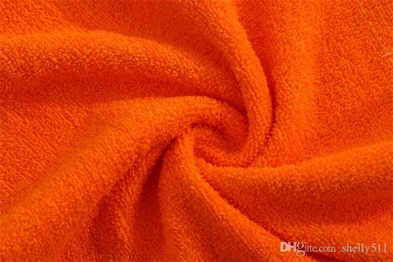 vasca di cotone Spa asciugamani albergo adulto grande telo bagno dryl rapido universale 35 * 75cm asciugamani mano accessori da bagno