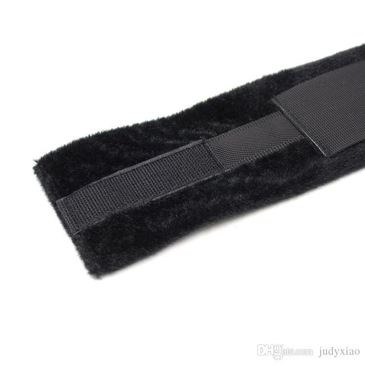 성범죄자는 성전환에 의해 사랑의 막대기를 펼칩니다. 새 SM 본사복 손목 관절염 손목 관절염 커프스