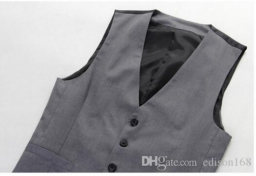 Homens Modelo New Star Moda slim casuais colete homem casaco tamanho Outwear W08 M-3XL