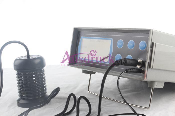 EU 면세품 3 개의 배열 해독 이온 물리 치료 장비 이온 해독 발 온천장 발 해독 기계