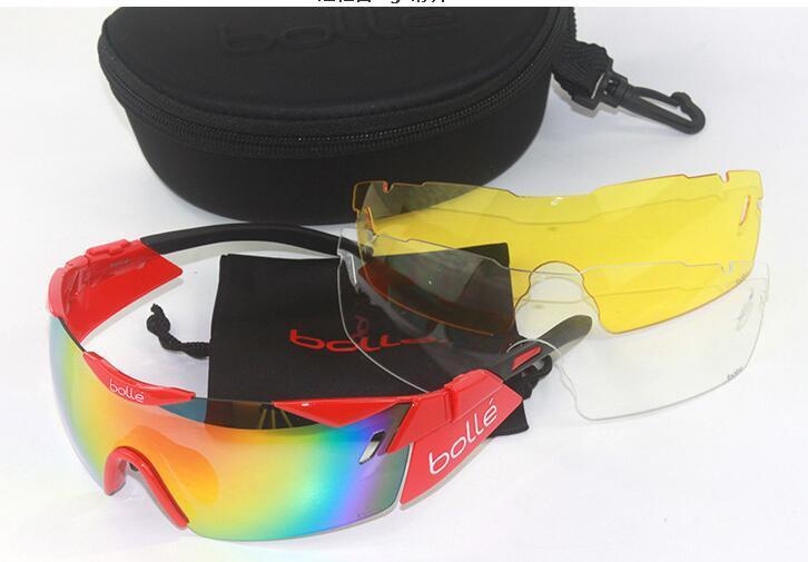 c8804b2760 Nueva Marca BOLLE 11840 Gafas De Sol Diseñador De Moda Vintage Gafas  Hombres Mujeres Al Aire Libre Deporte Gafas Oculos De Sol Con Caja Por  Happy Angelet1, ...