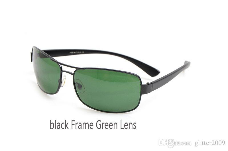 New Fashion Sonnenbrillen Brand Designer Sonnenbrillen Herren Damen Sonnenbrillen 3379 Glass Lens Sonnenbrillen Unisex Brillen kommen mit Box glitter2009
