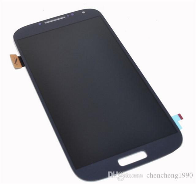 Original New Test Good Quality LCD Touch Screen Digitizer Assembly For Samsung Galaxy S4 I9500 I9505