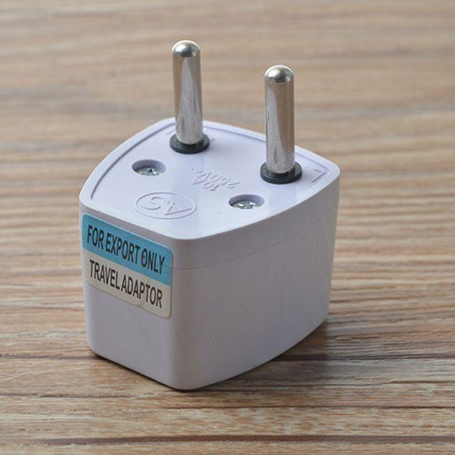 US UK EU AU a Universal Adaptador de enchufe de CA Adaptador de viaje Adaptador de enchufe electrónico