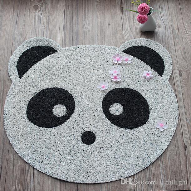 Best Wholesale Hot Sale 45*60cm Panda Bath Mat Bathroom Rugs For Shower  Room Bath Mats Bath Tools Under $29.25 | Dhgate.Com