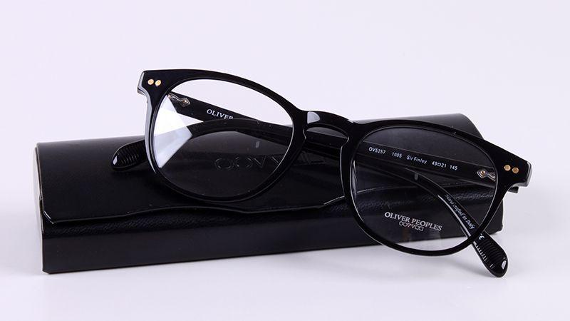 e15533deafb5 Brand Glasses Oliver Peoples OV5257 Fashion Optical Myopia Eyeglasses Frames  Women And Men Vintage Eyewear Frame With Original Box Fred Eyeglasses Frames  ...