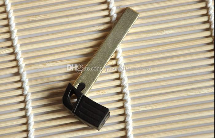 Caja de llave remota para BMW 1 3 5 6 Series Llave inteligente hoja de Shell Fob E90 E91 E92 E60 CON LOGOTIPO
