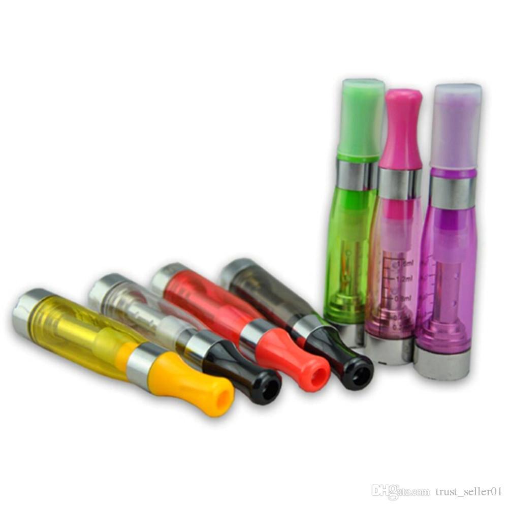 Серия eGo Ecigarettes CE5 Vaporizer Распылитель Clearomizer резервуары vape для электронных сигарет эго стартовые комплекты против ecig CE4 MT3 Высокое качество