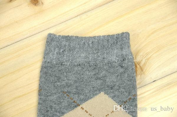 baby girl boy cool rhombus leg warmers children cotton leg warmers socks adult arm warmer