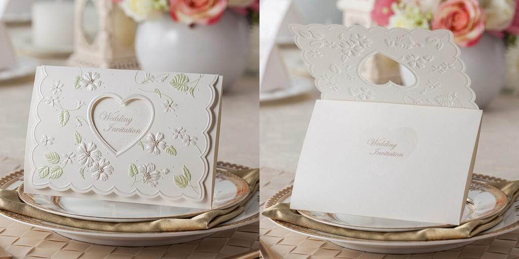 New arrival printed 2015 wedding invations cards Ivory blank inside paper Customized zed flat card high quality free shipping