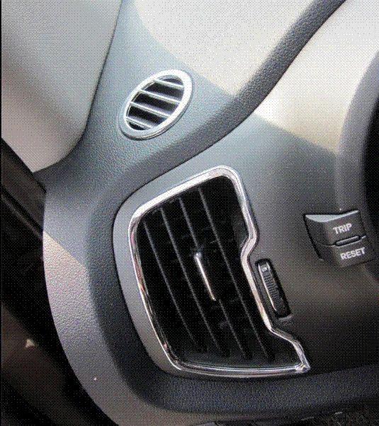 Car Interior Accessories For Kia Sportage 2010 2014, Air ...