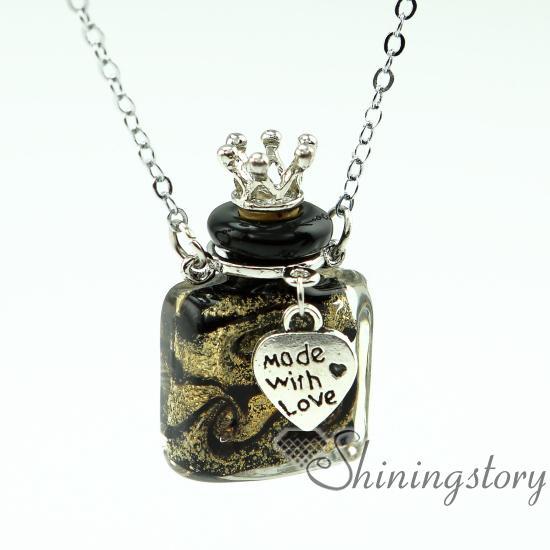 Pet Ashes Necklace