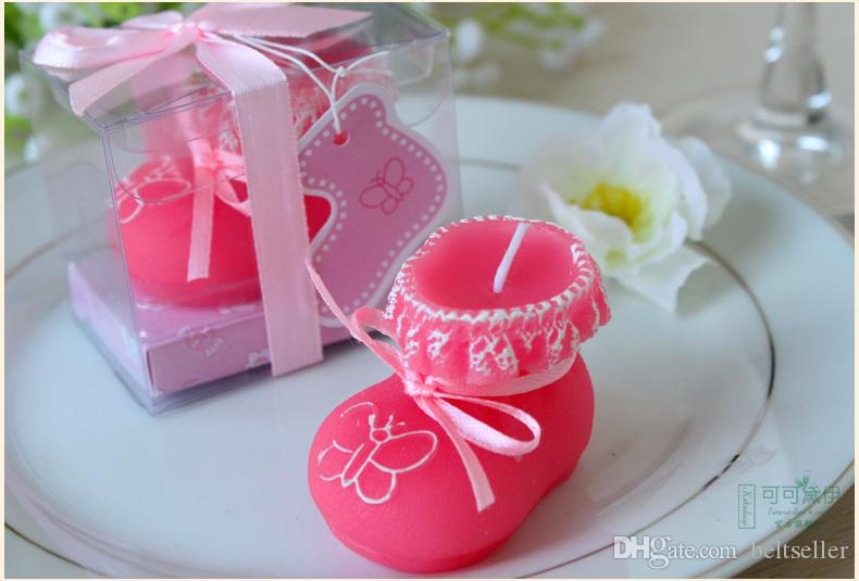 2015 New Baby Shower favor Pink