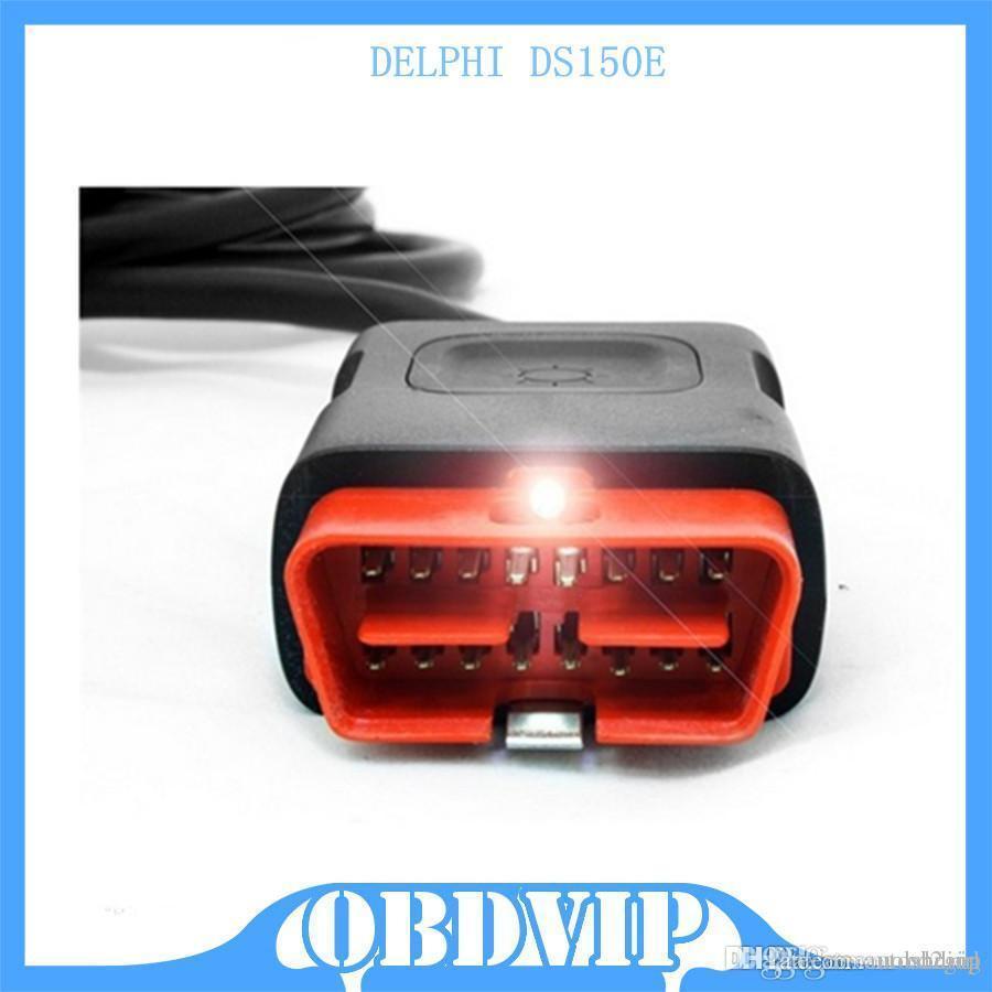 delphi ds150 scanner 2015 1 original shell with full set. Black Bedroom Furniture Sets. Home Design Ideas