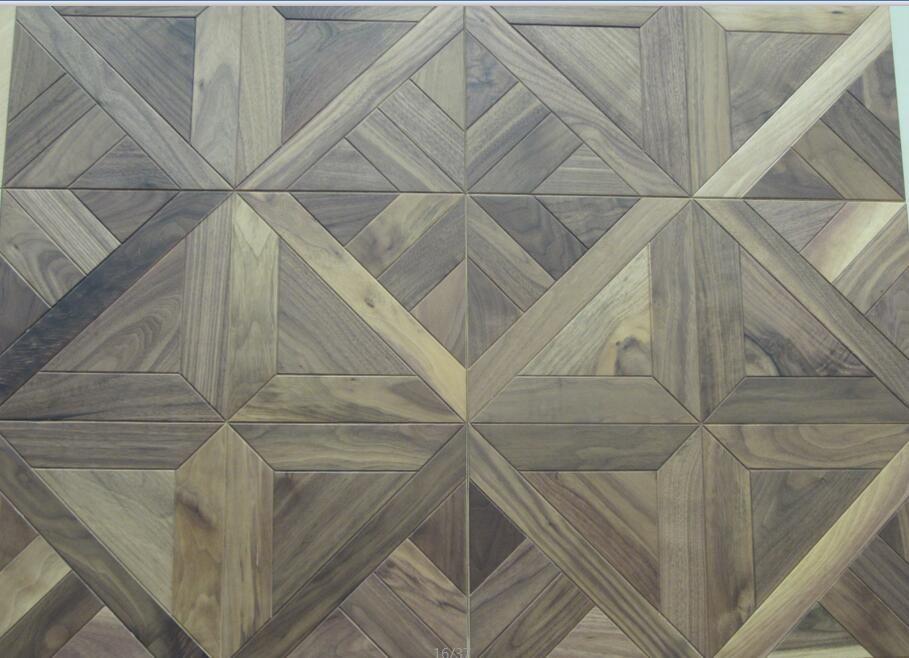 2018 Walnut Birch Wood Flooring Black Wood Flooring Pear Sapele Wood