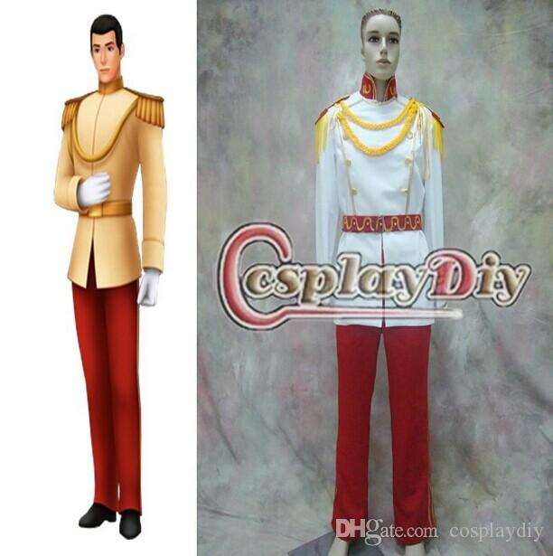 see larger image - Prince Charming Halloween Costumes