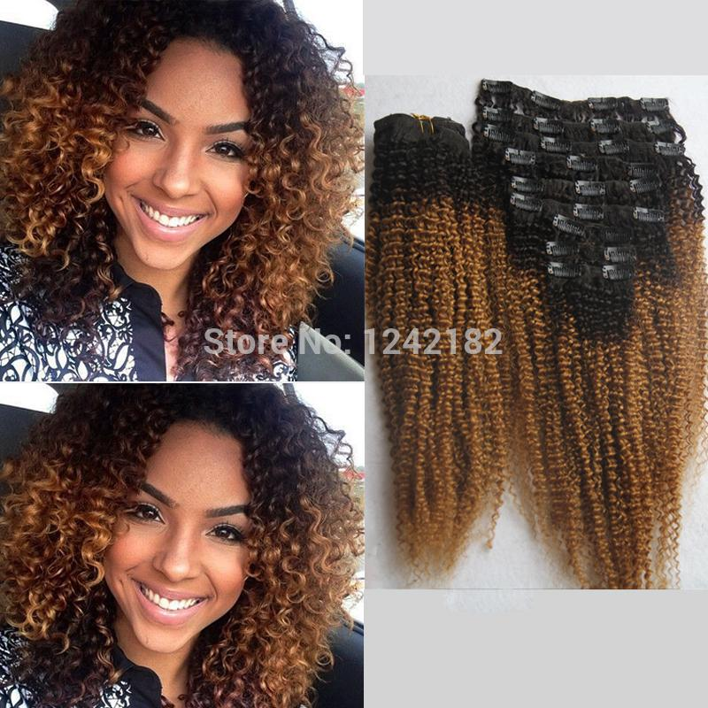 Clip in ombre human hair extensions african american clip in human clip in ombre human hair extensions african american clip in human real hair extensions beauty product curly clip ins hair clips for extensions extension pmusecretfo Gallery