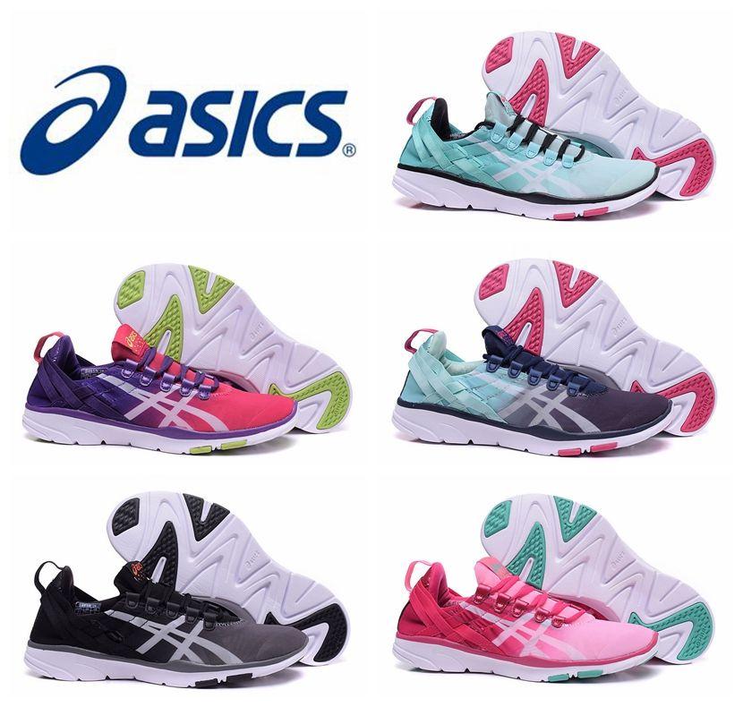 96019748a954 New Design Asics Gel-Fit Sana Running Shoes For Women   Men ...