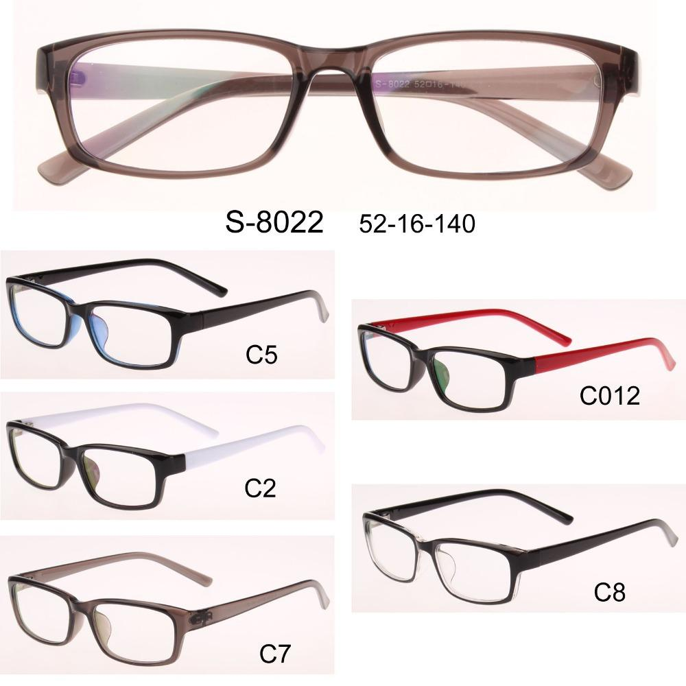 2015 New Fashion Design Plain Glasses Vintage Men Women Eyeglasses Retro Frame Optical Glasses