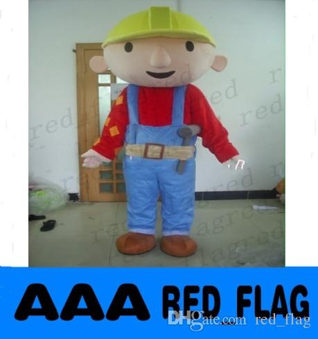 Bob The Builder Adult Costume 81