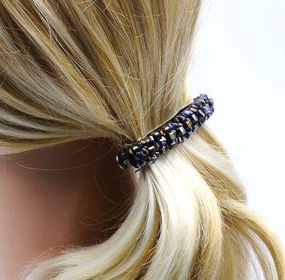 Women Crystal Barrette Handmade Hair Clip New Fashion High Quality Hairgrip Hair Accessories for Wholesale
