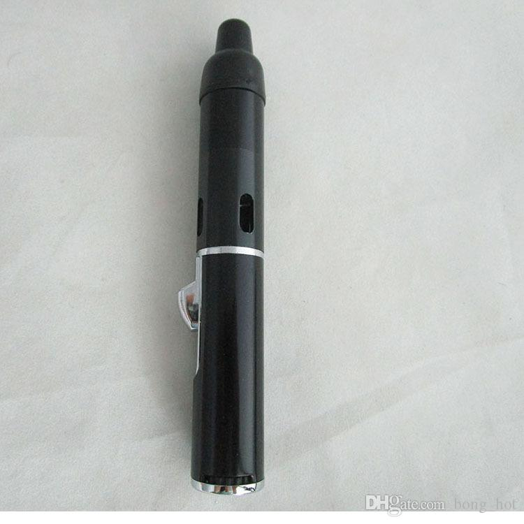 un PC de détail main sournoise un brûleur d'encens vaporisateur vape cliquez n vape tuyau métallique de fumer Neak un Toke plus léger coloré Mini à base de plantes Vaporiser