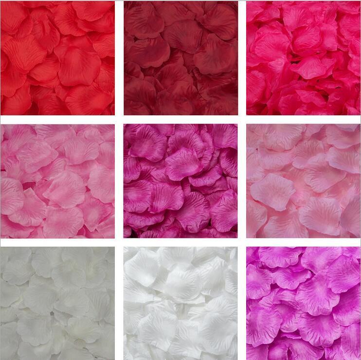 Лепестки роз шелковые цветы искусственные цветы моделирования лепестки свадебные ложные petalssilk лепестки роз бесплатная доставка FB003