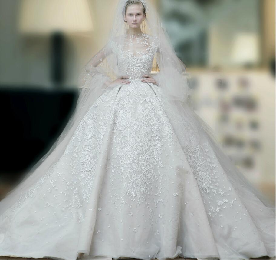 how much are elie saab wedding dresses   Wedding