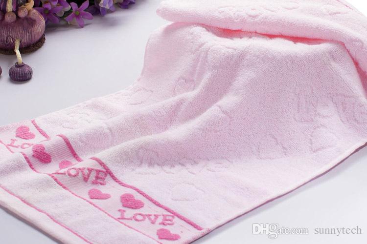 2016 Nuovo asciugamano in cotone Bulk Asciugamano da spiaggia Spa Salon avvolge asciugamani in spugna Bella moda asciugamano alla rinfusa
