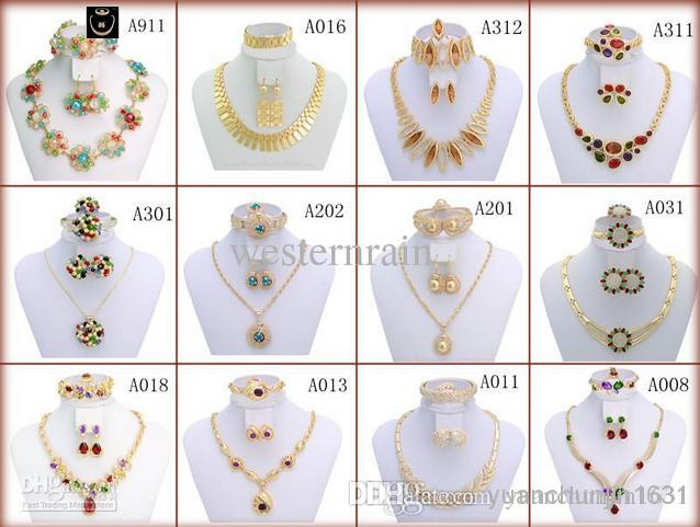 2018 2015 Wholesale Chinese Style 18k Gold Plated Vintage Jewelry