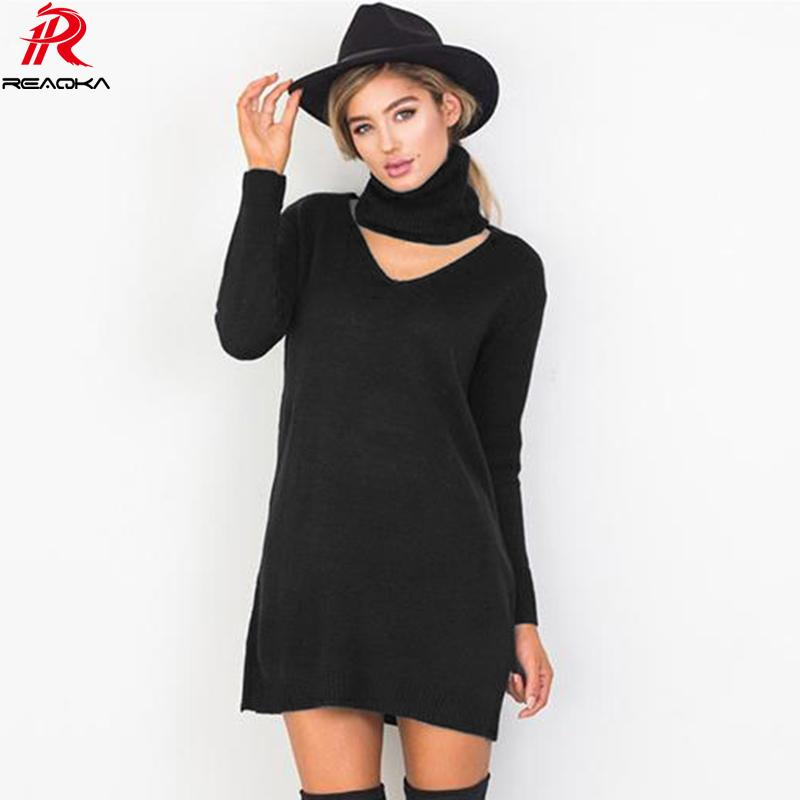 Sweater Short Dress