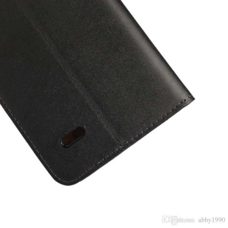 Caso della copertura di vibrazione del raccoglitore del cuoio genuino all'ingrosso lo stilo di G G Stylo / G4 con trasporto di goccia del supporto del supporto