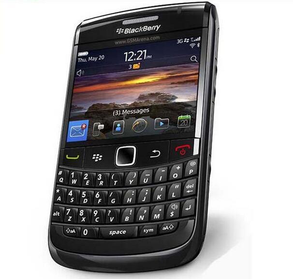 تم تجديده الأصلي مقفلة BlackBerry Bold 9780 Wi-Fi GPS 5.0mp + QWERTY PIN صالح + IMEI 3G الهاتف الخليوي مقفلة