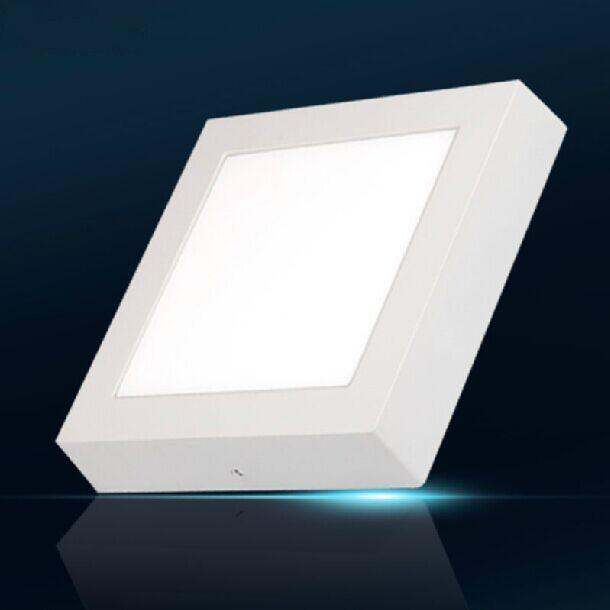 6w 12w 18w 24w square surface mounted ceiling light high bright 6w 12w 18w 24w square surface mounted ceiling light high bright panel lamps surround white shell 85 265v cw pw ww 6w 12w 18w 24w square surface mounted aloadofball Choice Image