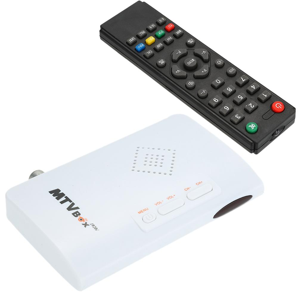 TV tuner - short and clear 24