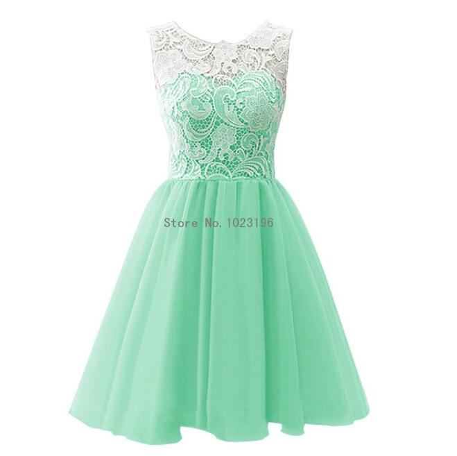 A-line Lace Bodice Top Sheer Tulle Skirt Flower Girl Dresses Infant Dress Toddler Dress Party Girls Dress For Wedding