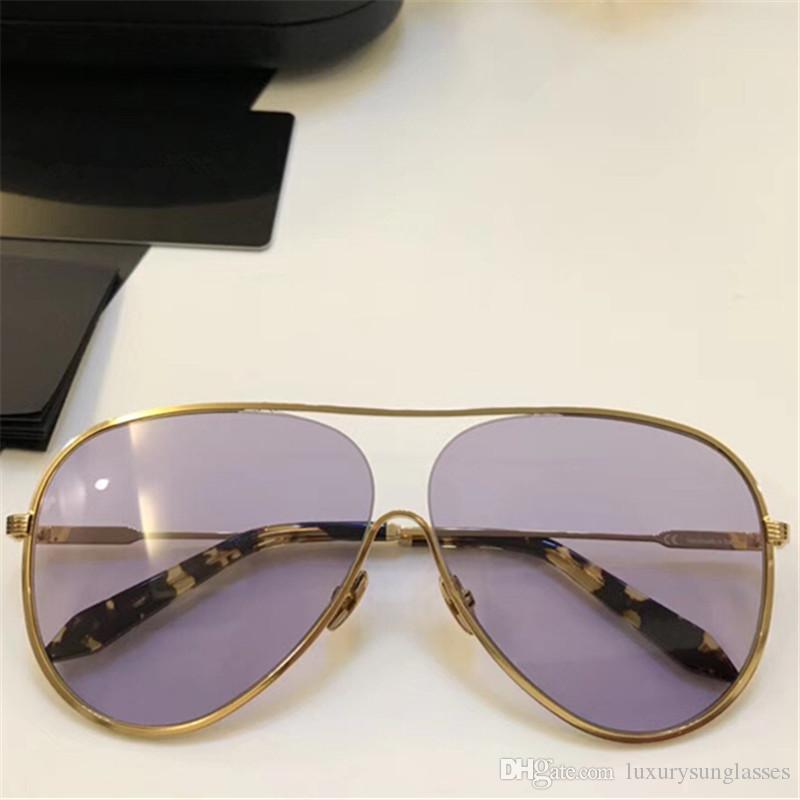 a2aa983f5a Compre 133 Gafas De Sol Mujeres Marca Diseñador Victoria VB 133 Gafas De Sol  Populares De Lujo Protección UV Lente Oval Gran Marco De Calidad Superior  Ven ...