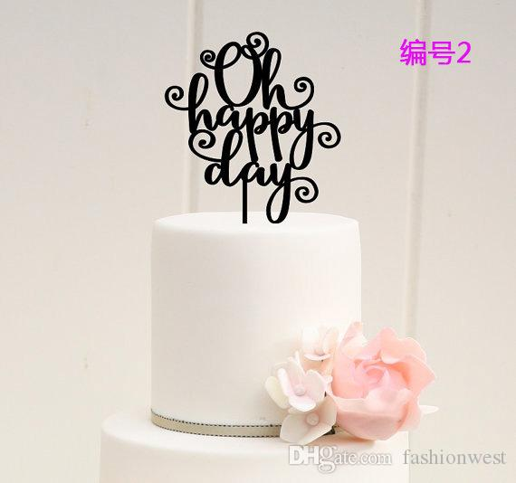 Cake Toppers Silhouette Bride and Groom Mr & Mrs Wedding Acrylic Cake Topper Anniversary LOVE Cake Topper Bride Groom Wedding Decoration