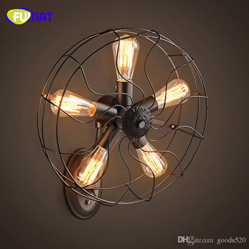 Ceiling Lights & Fans Lights & Lighting Style Loft Industrial Retro Vintage Ceiling Light For Home Lighting Led Edison Water Pipe Ceiling Lamp Luminaire Plafonnier