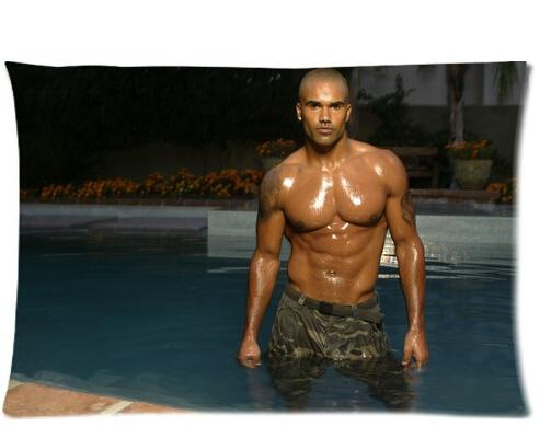 super popular 49390 dc114 Shemar Moore Pillowcase Covers Standard Size 20 x30