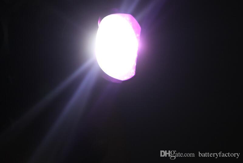 2000 lumen CREE XM-L XML T6 Lampada frontale a LED Lampada frontale Testa torcia elettrica Lampada 18650 + 2 x Caricatore campeggio di caccia