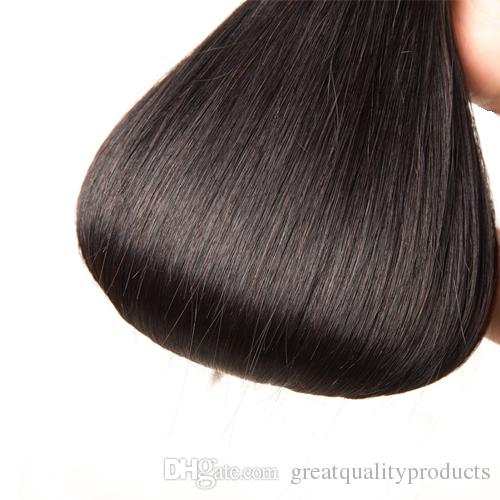 Human Hair Bleached Knots Straight Full Lace Wig Brazilian Malaysian Medium Size Swiss Lace Cap Lace Wig Hot Sell