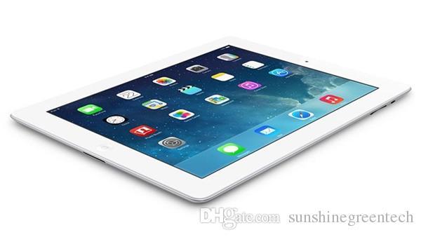 تم تجديده باد 100٪ الأصلي iPad2 أبل 16GB 32GB 64GB واي فاي باد أبل اللوحي 9.7