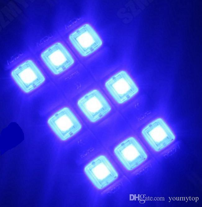 새로운 5050 3LEDs Led 모듈 커버 렌즈 방수 사출 ABS LED 조명 모듈 12V 최고의 빌보드 백라이트 에 대 한