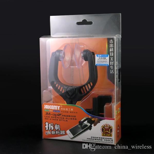 أدوات فتح JM-OP05 لفتح شاشة LCD المشابك التفكيك أدوات فتح شاشة الهاتف إصلاح ل iPhone6 5G سامسونج HTC الخ