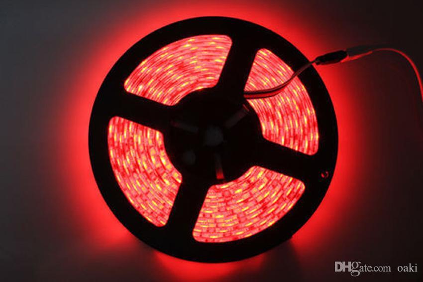 5050 LED Streifen RGB Streifen LED Licht wasserdicht IP65 300LEDs 44Key Controller Transformator